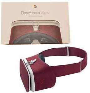 Google Daydream View VR Headset (Crimson): Amazon.co.uk