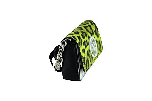 Guess G lux petite crossbody flap leopard