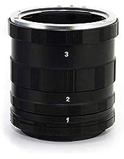 حلقة أنبوب تمديد يدوية لعدسات عدسات فوكاس ماكرو من أجل كاميرات نيكون Ai AF DSLR وSLR