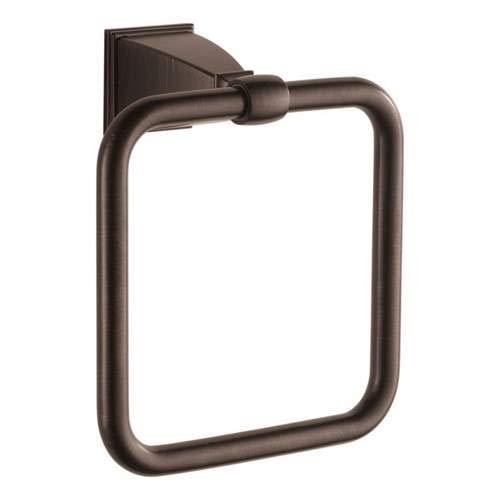 - Brizo Vesi Towel Ring 69846-RB Venetian Bronze