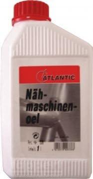 Atlantic - Aceite para máquina de coser (1 L): Amazon.es: Hogar