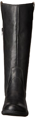 Leather Resistant Boots Ladies 37 Waterproof Black uk 71701 Kristina 4 eu Bogs Tall Slip wqIx8TRT0