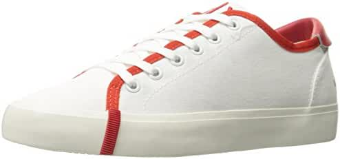 A X Armani Exchange Women's Canvas Fashion Sneaker