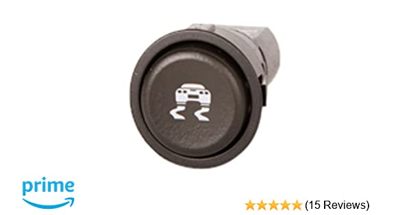 2007-10 Genuine Pontiac Solstice Traction Control Switch Button 15859939
