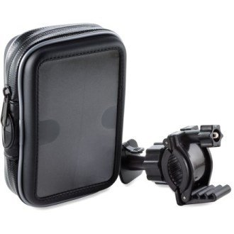 Navitech Cycle / Bike / Bicycle Waterproof holder mount and case for Sony Walkman A Series NWZ-A845 / 16GB / 2.8 inch OLED, Sony Walkman NWZ-E453, Sony NWZE436F Limited edition Hannah Montana Walkman, Sony Walkman NWZ-E454, Sony Walkman NWZ-E by Navitech
