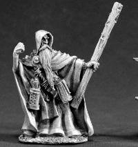 Vistaril Quillscratch, Wizard by Reaper Miniatures ()