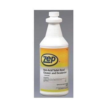 Amazon Com Zep Inc Non Acid Toilet Bowl Cleaner