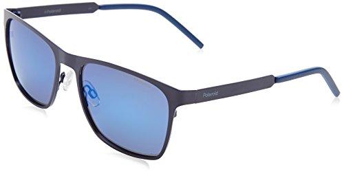 Sunglasses Polaroid Core Pld 2046 /S 0RCT Matte Blue / 5X gray mirror blue pz - Sunglasses Buy Polaroid