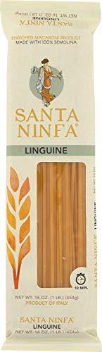 Santa Ninfa Linguine Italian Pasta, 1 Pound (Pack of 12) ()