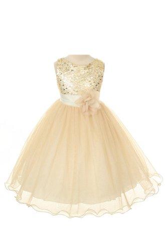 2013 Flower Girl Dresses - 4