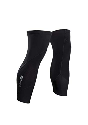 SUGOi Zap Knee Warmer Black, M