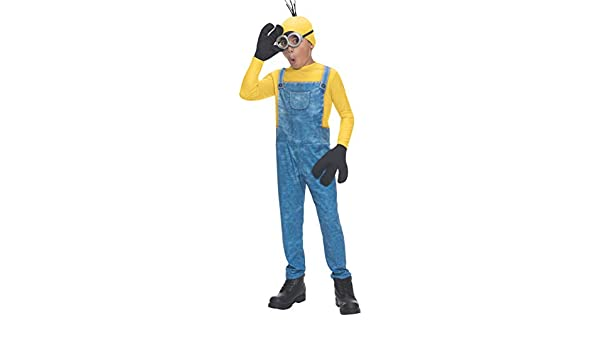 Disfraz Child Minion Kevin Costume: Amazon.es: Juguetes y juegos