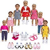 Howona 18 inch Doll Clothes Gift...