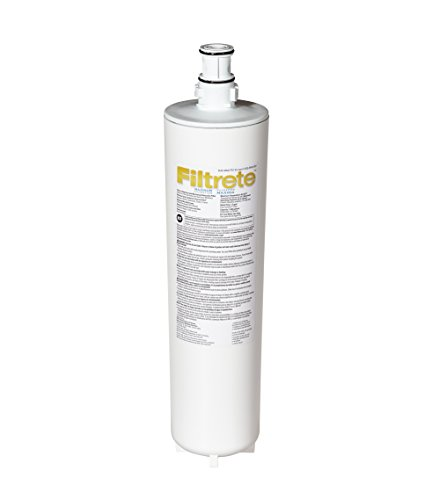 1.5 Water Filter System - Filtrete Maximum Under Sink Water Filtration Filter, Reduces 99% Lead + Much More (3US-MAX-F01)