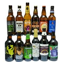 Best of British Real Ales Selection