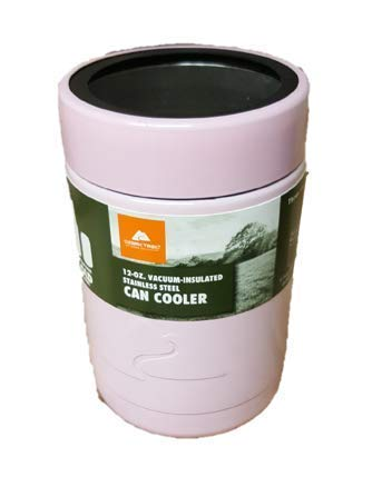 12-oz vacuum-insulated stainless steel can cooler