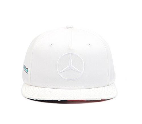 Mercedes Benz F1 Special Edition Lewis Hamilton White Austin ... 2a22c745330c
