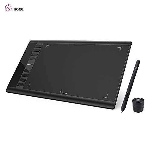 - Ugee M708 Ultra-thin Draw Digital Graphics Drawing Painting Tablet 2048 Level Pressure Sensitivity