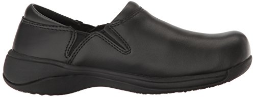 Mozo Womens Forza Food Service Chaussure Noir