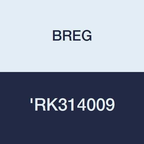 XL Inventory Management Services BISS /'RK314009 BREG RK314009 Crossover Brace Short 3D Neoprene Front Closure