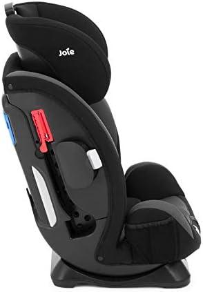 Joie Silla de coche grupo 0+//1//2//3 Two Tone Black negro