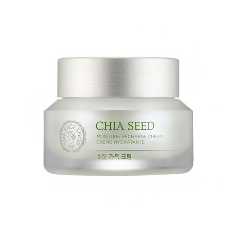 The Face Shop Chia Seed Cream - 5