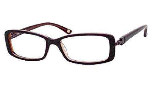 (Liz Claiborne Rx Eyeglasses - 393 01B4 - Wine Texture (52-16-130) )