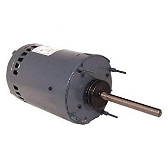 Condenser Fan Motor 1 2 Hp 850 Rpm 60 H Electric Fan Motors Amazon Com Industrial Scientific