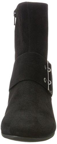 Gabor Kvinder Komfortabel Sport Støvler Sort (47 Sort (mikro)) ZACc1Zu3Wj