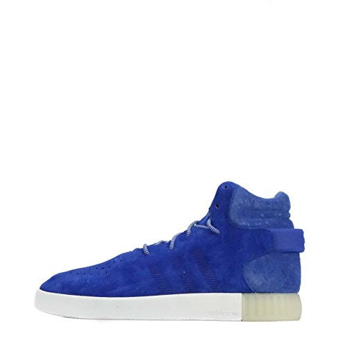 Adidas Tubular Invader Mens Sneaker Power Blue/White CgqlwhbZ