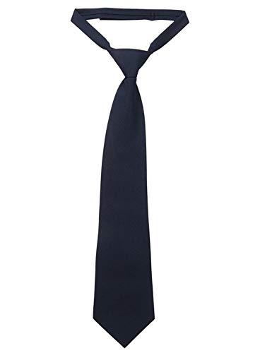 French Toast Boys School Uniforms Adjustable Solid Color Tie
