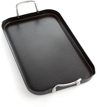 Tools of the Trade Double Burner Griddle, 11'' x 18''