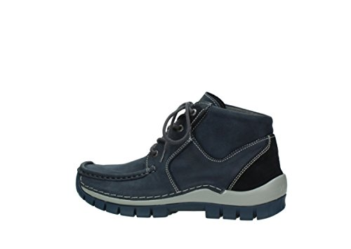 Cross Chaussures Comfort Bleu Up lacets Seamy 11802 à Wolky 7zXOZw67q