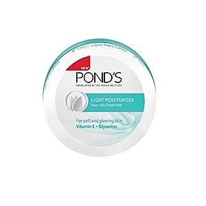 Pond's Face Cream, Light Moisturiser, 75ml
