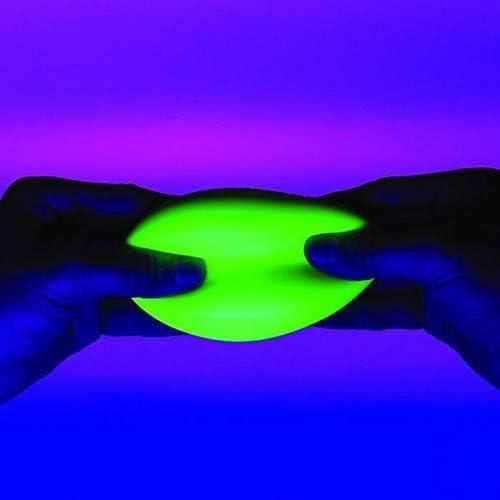 Glow in The Dark Nee Doh Schylling The Groovy Glowing Glob