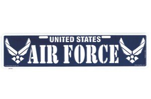 Gift House U.S. Air Force Street - Air Force Sign