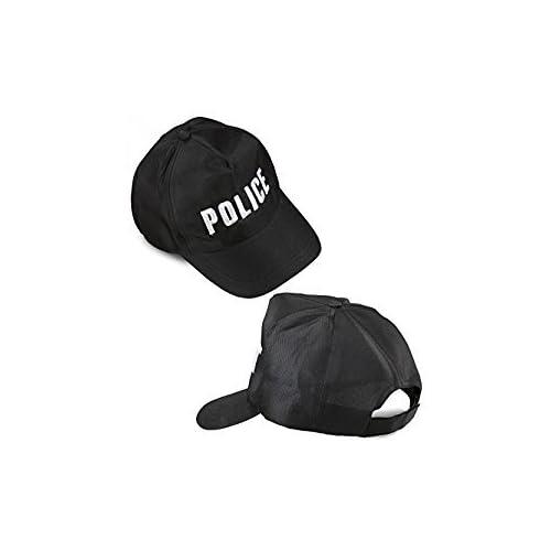 85%OFF Widmann 03606 Policía Gorra Ajustable – Negro - membership ... 4a271b3422d