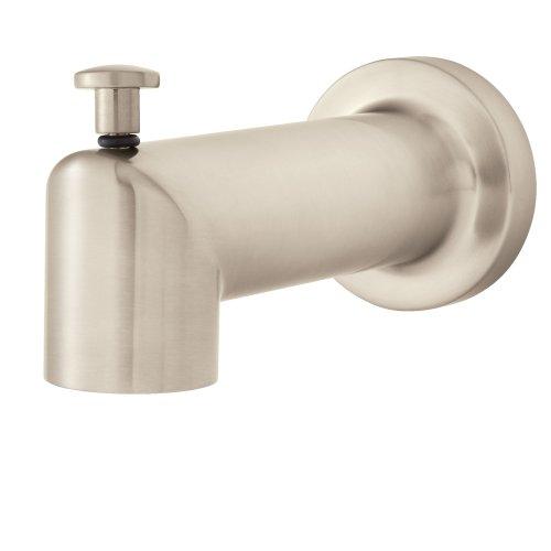 (Speakman S-1558-BN Neo Diverter Tub Spout, Brushed Nickel)