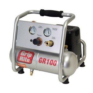 Grip Rite Air Compressors - Grip-Rite GR100 1HP 1 Gallon Portable Compressor