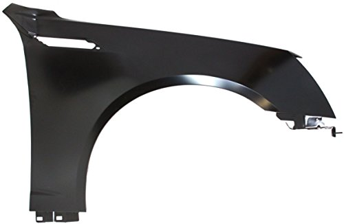 Cadillac Cts Oe Replacement (OE Replacement Cadillac CTS Front Passenger Side Fender Assembly (Partslink Number GM1241353))