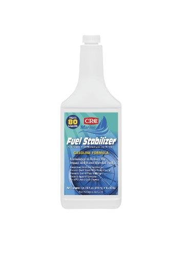 CRC 6162 Marine Fuel Stabilizer - Gasoline, 16 Fl Oz