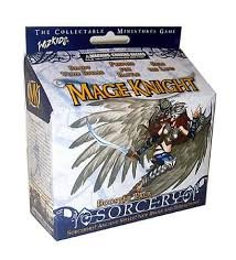 [Mage Knight Sorcery Booster Pack] (Spell Mage Knight)