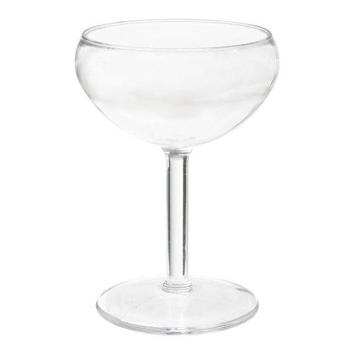 G.E.T. SW-1403-1-SAN-CL Clear 12 Oz Margarita Glass - 24 / CS by G.E.T. Enterprises