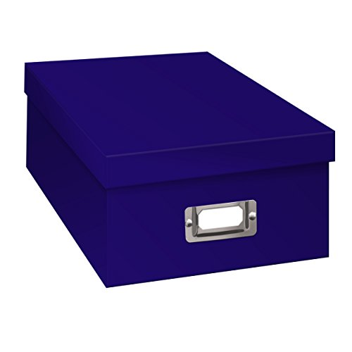 "PHOTO STORAGE BOXES, HOLDS OVER 1,100 PHOTOS UP TO 4""X6"""
