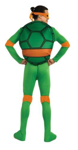 ninja turtles adult michelangelo costume and accessories
