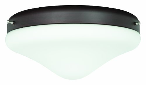 Concord Fans PA-211A- S -ORB Lightkit 2-13W Fluorescent Light Outdoor Light Kit with Pull Chain - Oil Rubbed Bronze