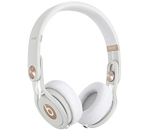 Mixr Limited Edition Rose Gold White