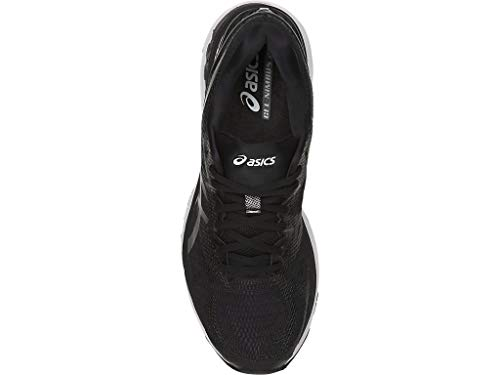 ASICS Men's Gel-Nimbus 20 Running Shoe, black/white/carbon , 7 Medium US by ASICS (Image #2)