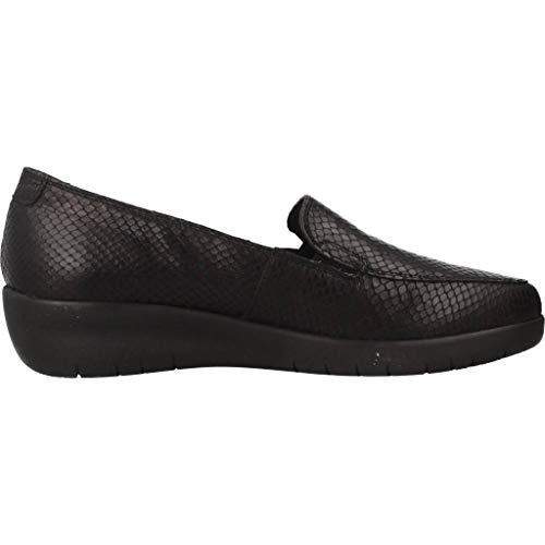 Stonefly Iii De Mujer Marca Stonefly Negro Paseo Mujer 000 Cordones Zapatos Negro Color Modelo Para vqxUpnwd7