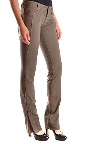 Galliano Verde Algodon Mcbi24599 Jeans Mujer rnHEWr